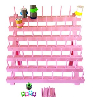 Thread Rack Organizer by Peavy Tailor