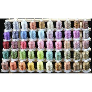variegated thread