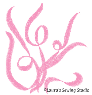 Scribbles No. 2 (artistic rendering), machine embroidery, free embroidery design,