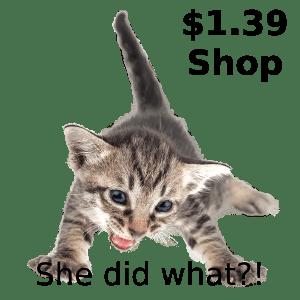 $1.39 Shop
