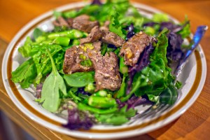 Southeast Asian Elk Salad