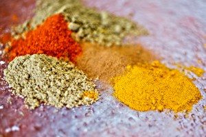 "Indians don't typically use the spice/seasoning we know as ""curry."" They mix the different spices together, different ones for different dishes. Curry powder is, however, a quick way to Indianize something otherwise American."