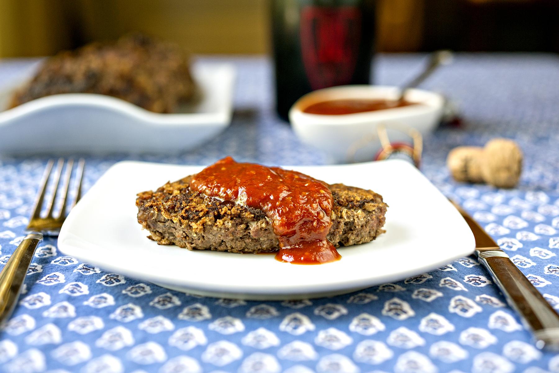 Venison Recipes Salisbury Steak With Homemade Ketchuplaura S Wild