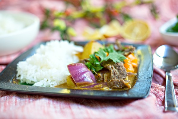 elk curry