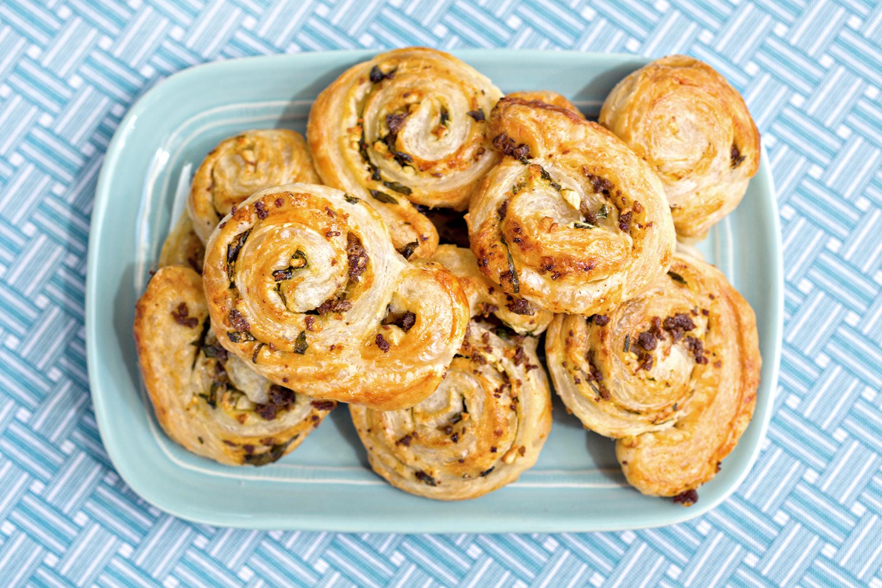venison puff pastry