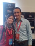 Anxo Pérez en el Congreso Mentes Brillantes 2014
