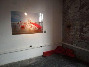 The Spiral of Containment: Rape's Aftermath: mi experiencia en la exposición – Laura Tejerina