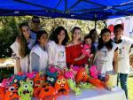Peluches Monstruos para perder el miedo al cáncer – Laura Tejerina
