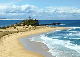 newcastle-beach