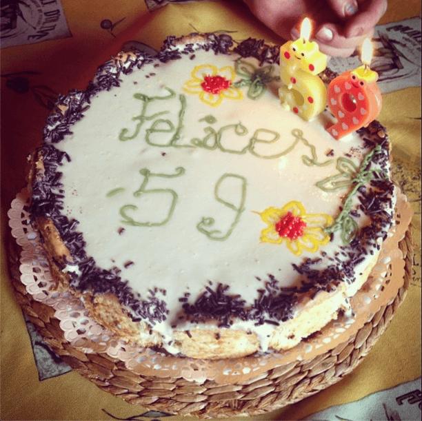 100 happydays - cumpleaños
