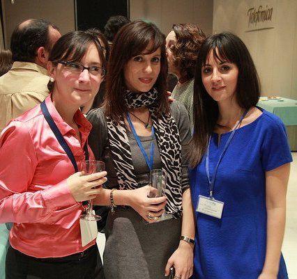 Organizando un evento sobre blogs en Fundación Telefónica