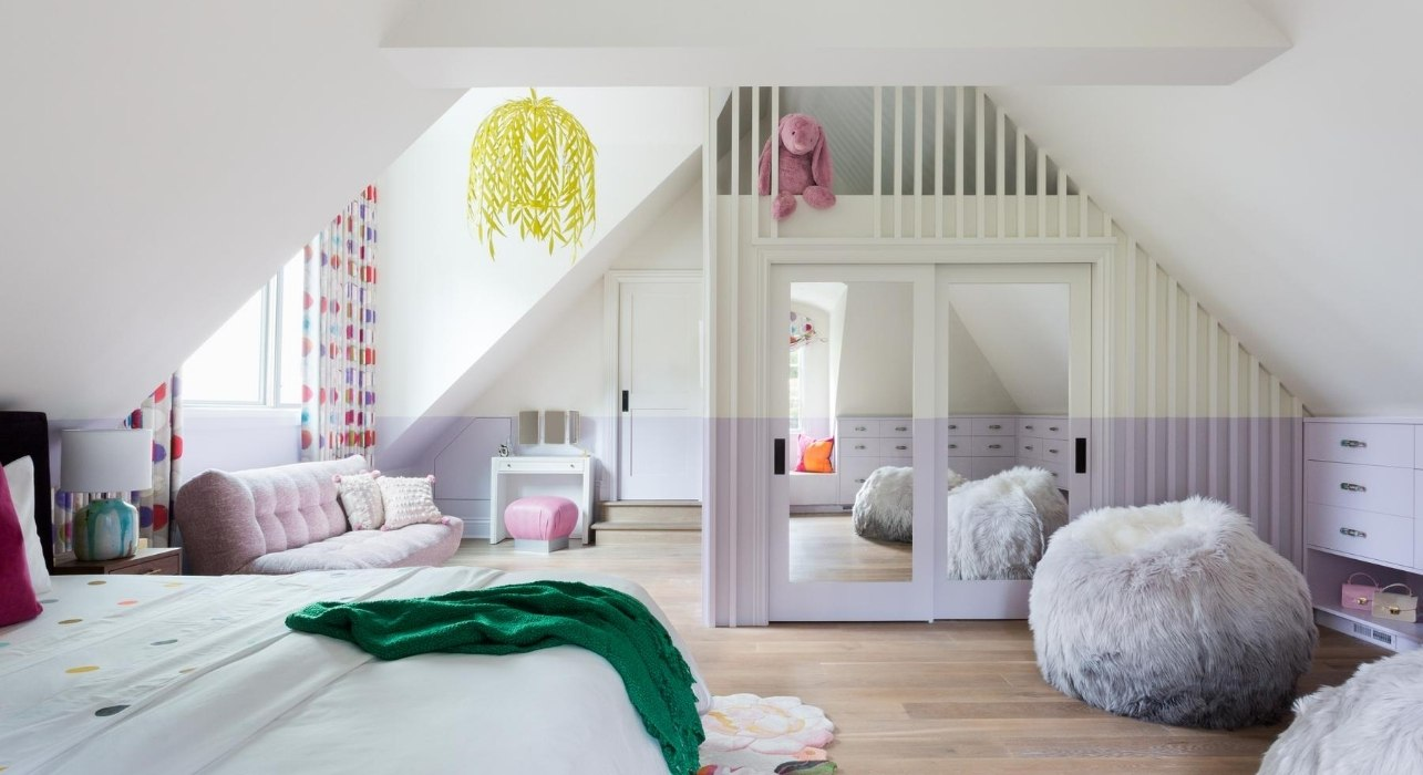 How To Design A Stylish Kids Bedroom Laura U Design Collective