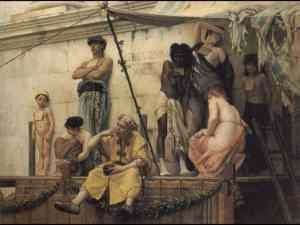 The Slave Market, by Gustave Boulanger