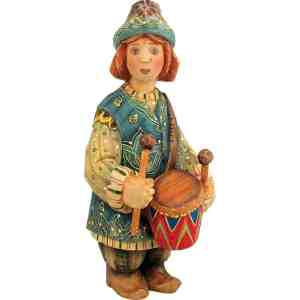 Eastern European drummer boy