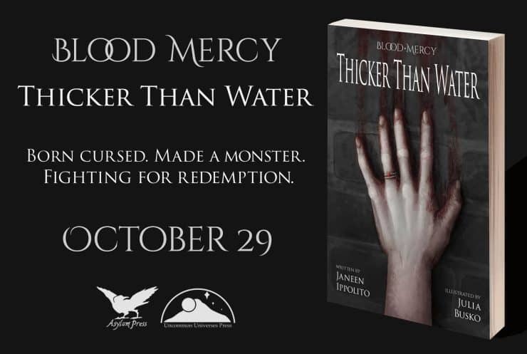 Blood Mercy launches Oct 29