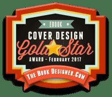 Gold Star, The Book Designer's E-Book Cover Design Awards