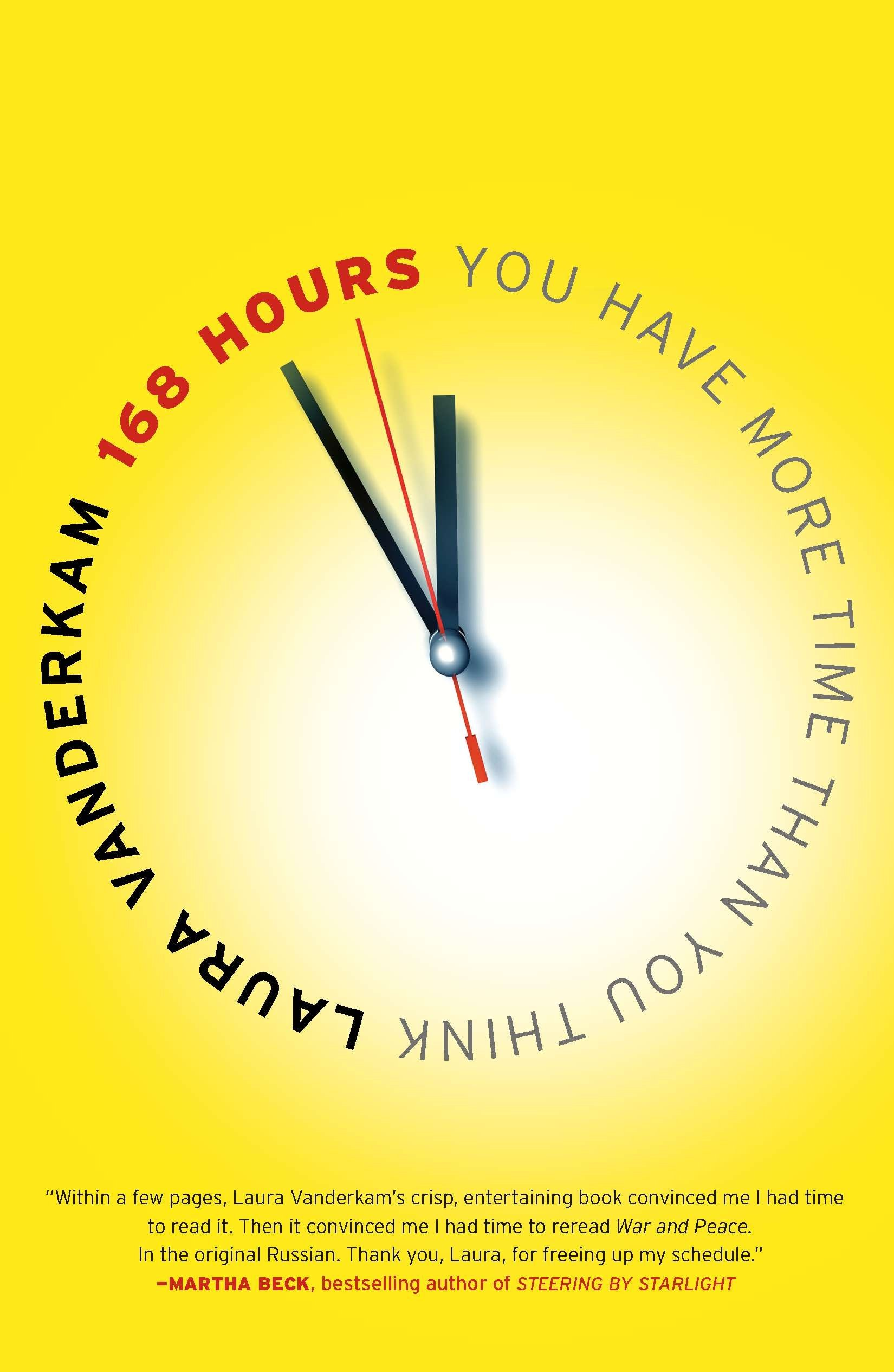 168 Hours You Have More Time Than You Think