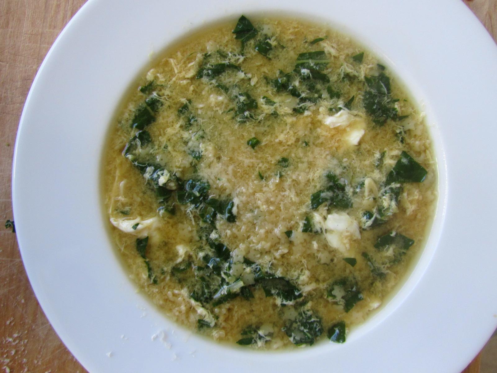 orzo delicata squash amp chicken soup with sage recipes dishmaps