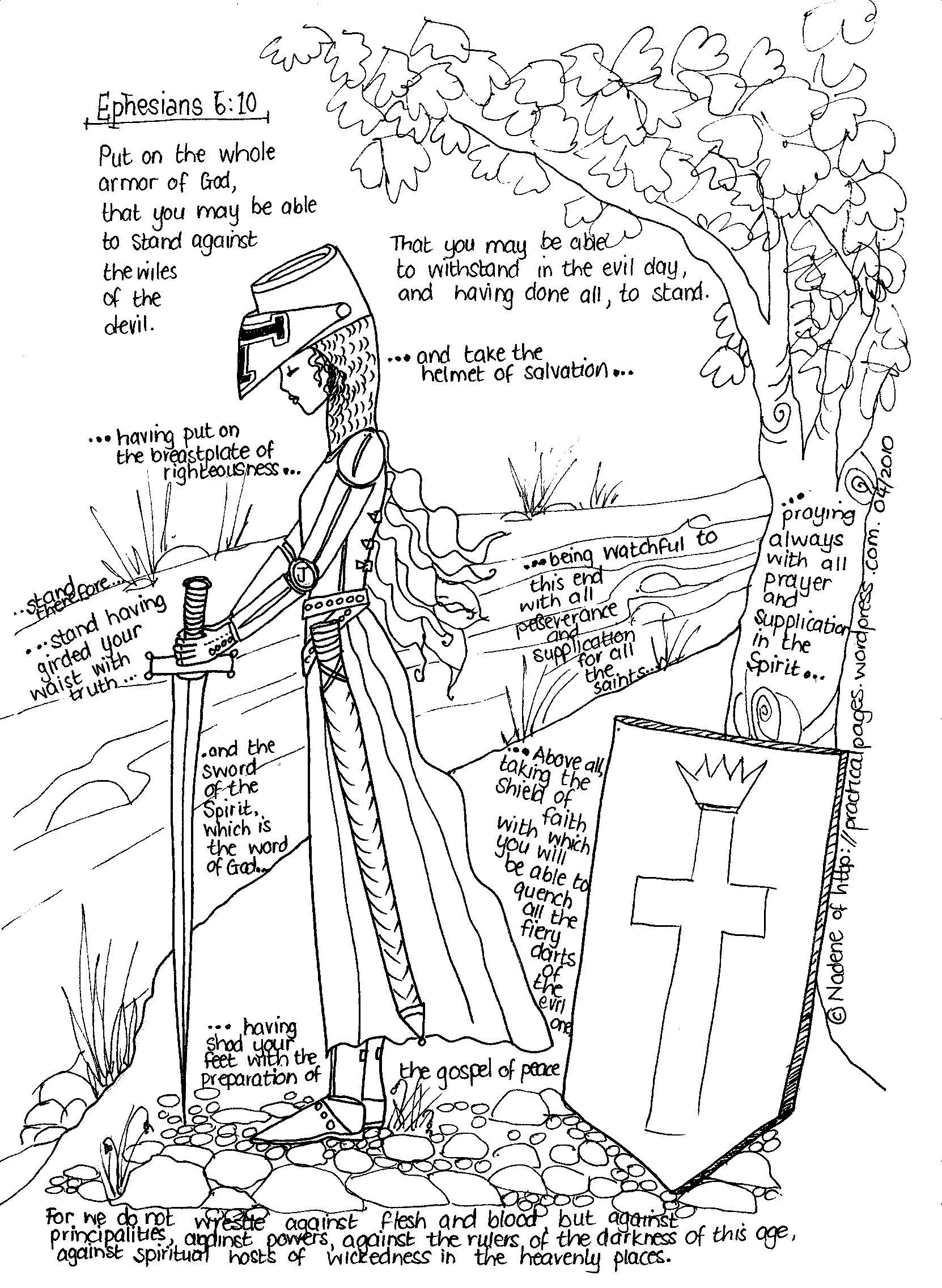 Armor Of God Garments Of Vengeance Laura L Zielke