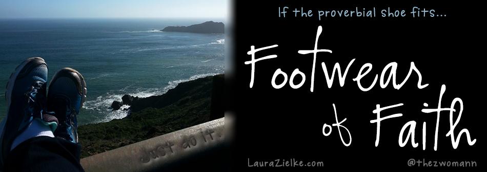 Footwear of Faith