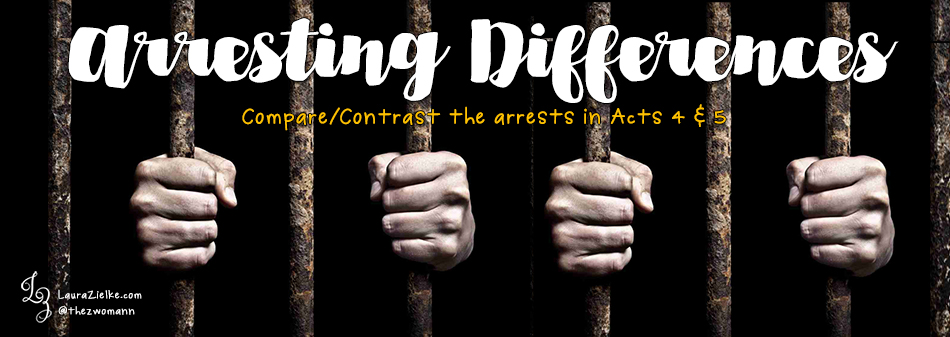 Arresting Differences