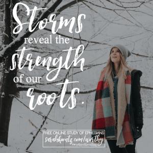 Sarah Koontz - Ephesians - Online Bible Study