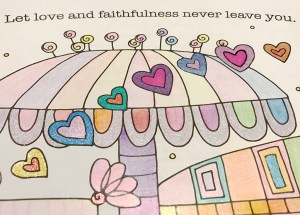 Here's Some Happy Coloring Journal Book Review