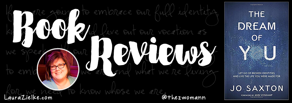 Book Review: The Dream of You by Jo Saxton