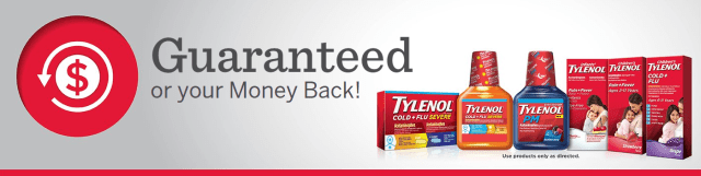 Tylenol; guarantee