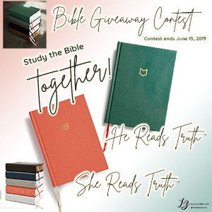 Bible Giveaway Contest