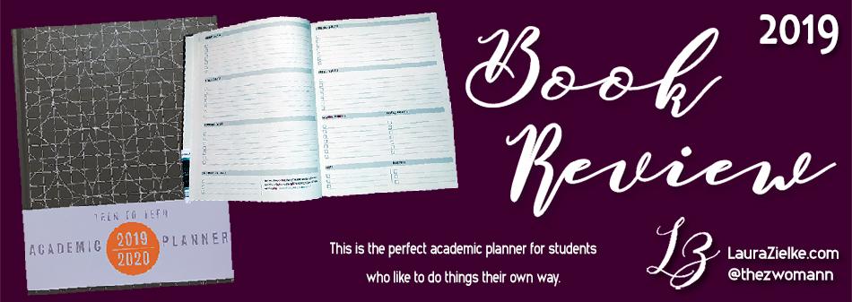 Teen-to-Teen Academic Planner