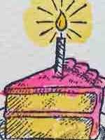 Seriously Bright Birthday Greeting