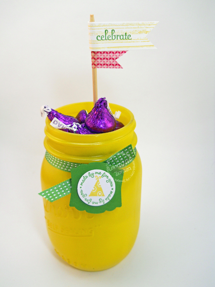 Celebration Jar