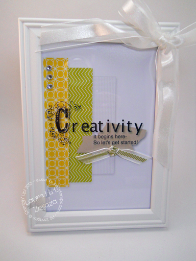 My Digital Hybrid: Framed Creativity