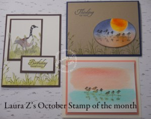 Laura Z's November Stamp Of The Month