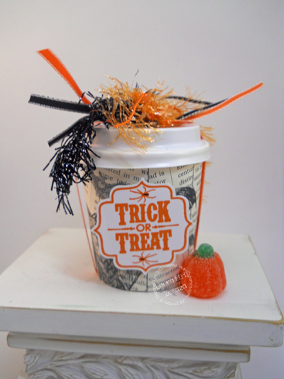 Trick-Or-Treat-Cup