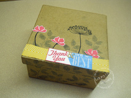 Thank-You-Box
