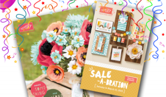 New Occasions Catalog and Sale-A-Bration 2015