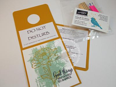 New Do Not Disturb Kit!