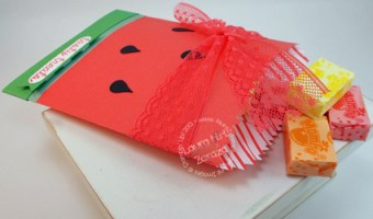 Watermelon Treat Bag