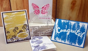 September Online Stamps Class