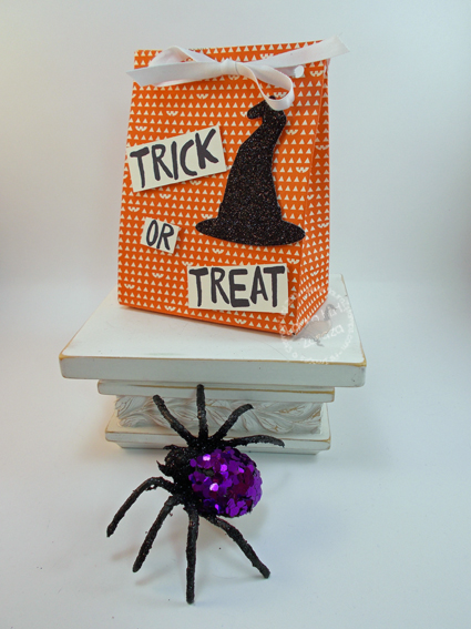 Trick-or-Treat-Orange-Bag