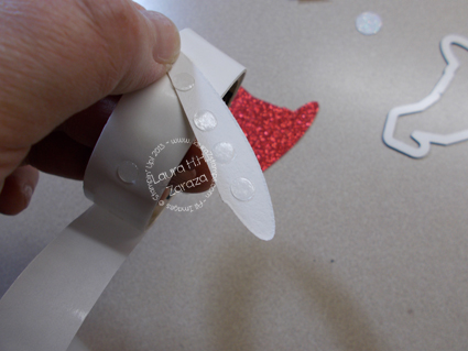 Add-Glue-Dots-to-the-back-of-one-glitter-piece