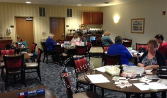 Holiday Stamp Camp 2016