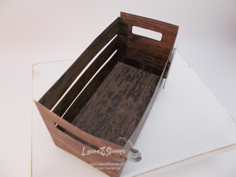 Wood Crate Framelit