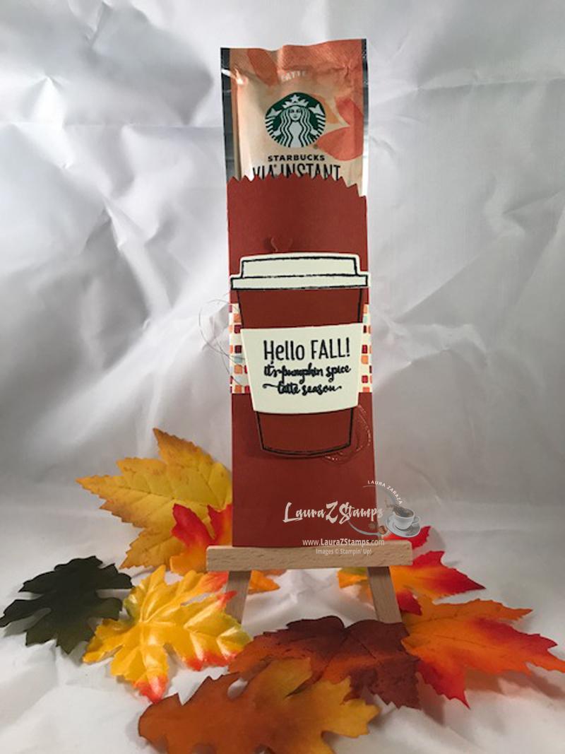 Give a Pumpkin Spice Latte