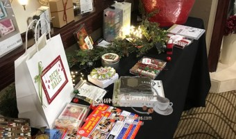 My 20th Annual Holiday Stamp Camp