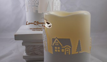 A Holiday Candle and lots of News