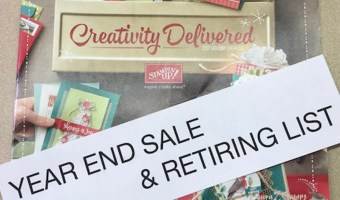 End of the Year Sale & Retirement