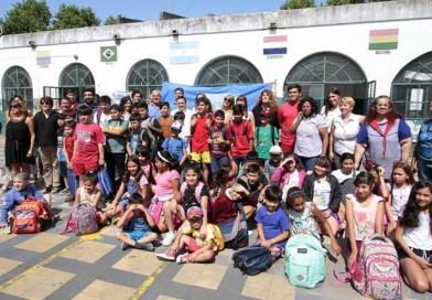 Más de 7 mil niños de Alte Brown disfrutan de las Escuelas Abiertas en Verano